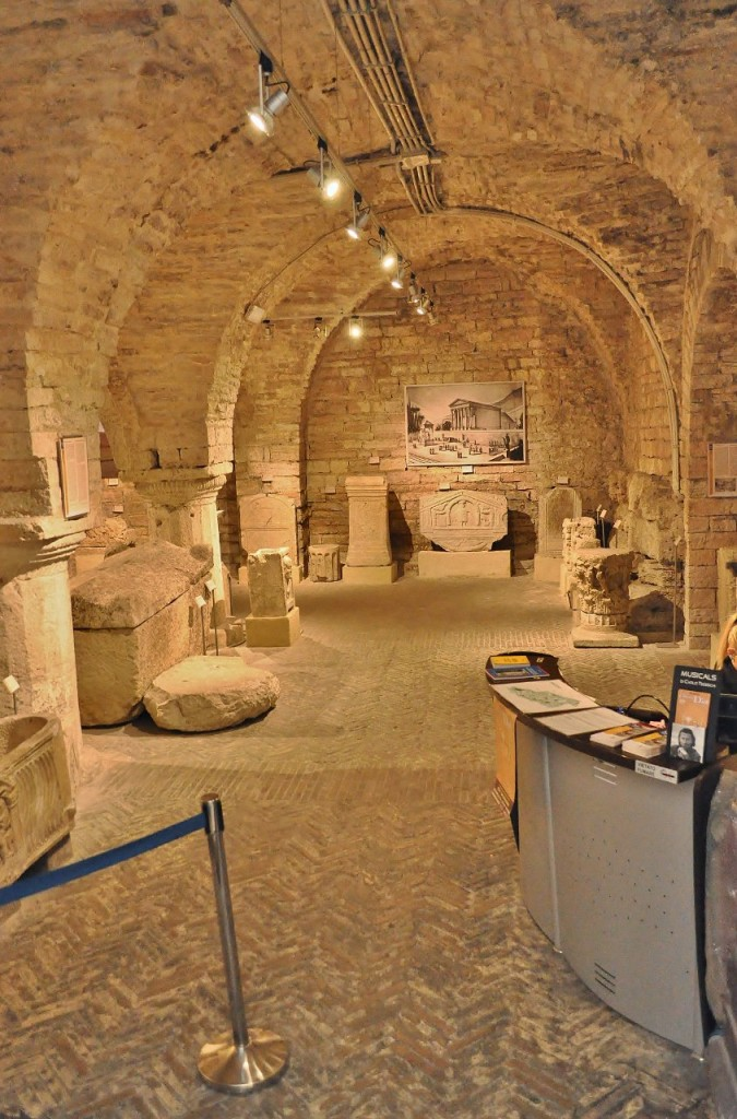 Zdjęcia: Asyż, Umbria, Asyż starożytny , WłOCHY