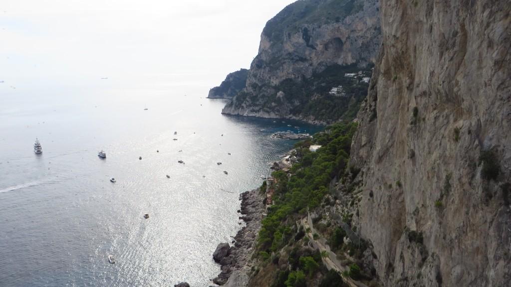 Zdjęcia: Capri, Kampania, klifowe wybrzeże, WłOCHY