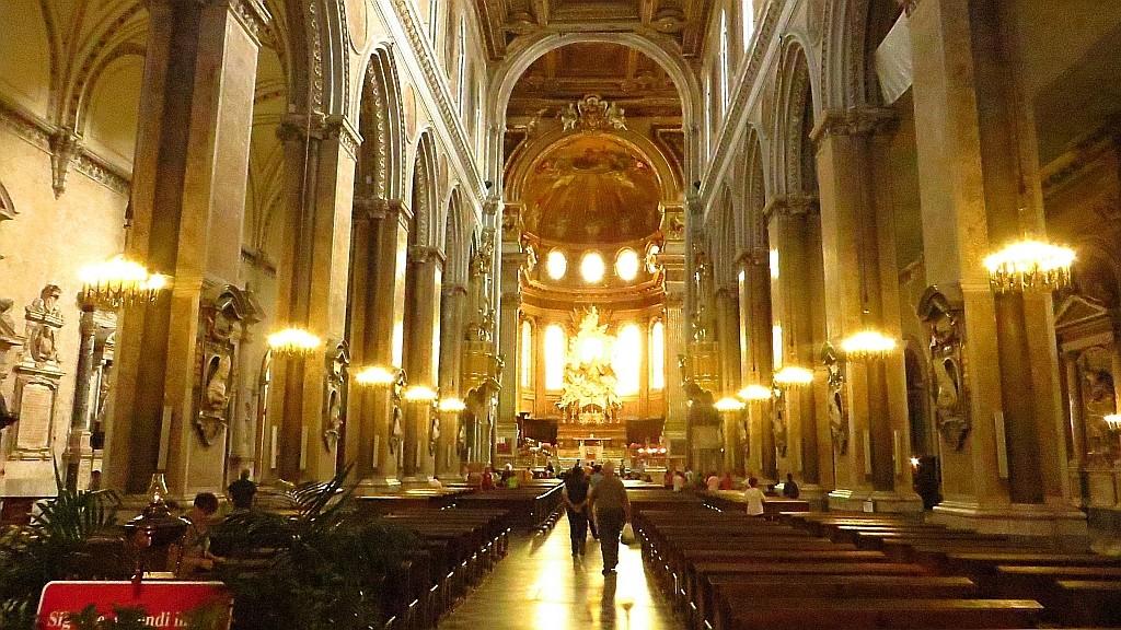Zdjęcia: Neapol, Kampania, katedra, WłOCHY