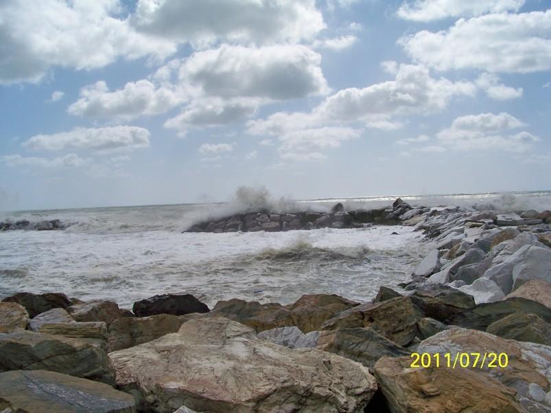 Zdjęcia: Między Pizą a Livorno, Wybrzeże Morza Tyrreńskiego, WłOCHY