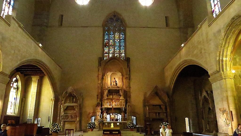 Zdjęcia: Neapol, Kampania, kościół św. Klary, WłOCHY