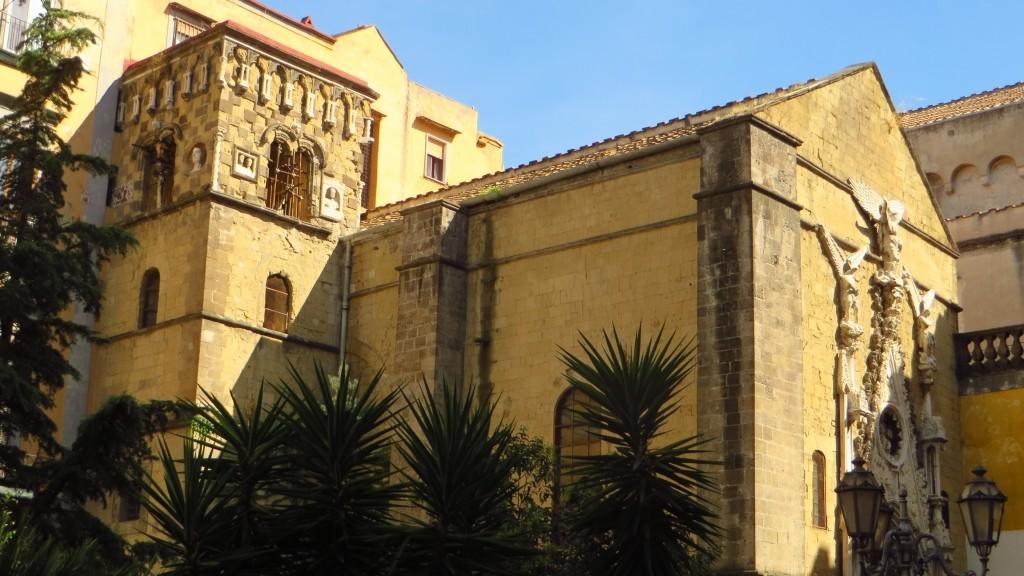 Zdjęcia: Neapol, Kampania, bazylika św. Jana, WłOCHY