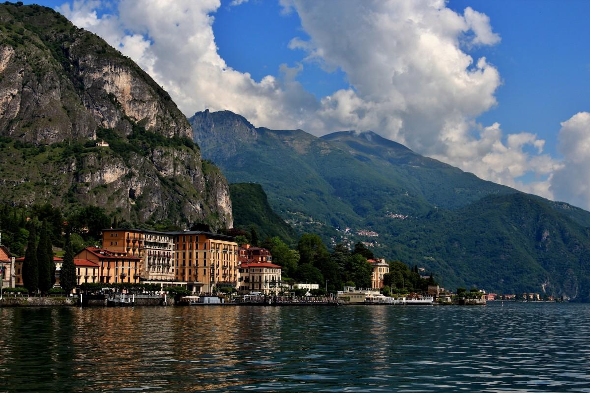 Zdjęcia: Bellagio, Lombardia, Jezioro Como, WłOCHY