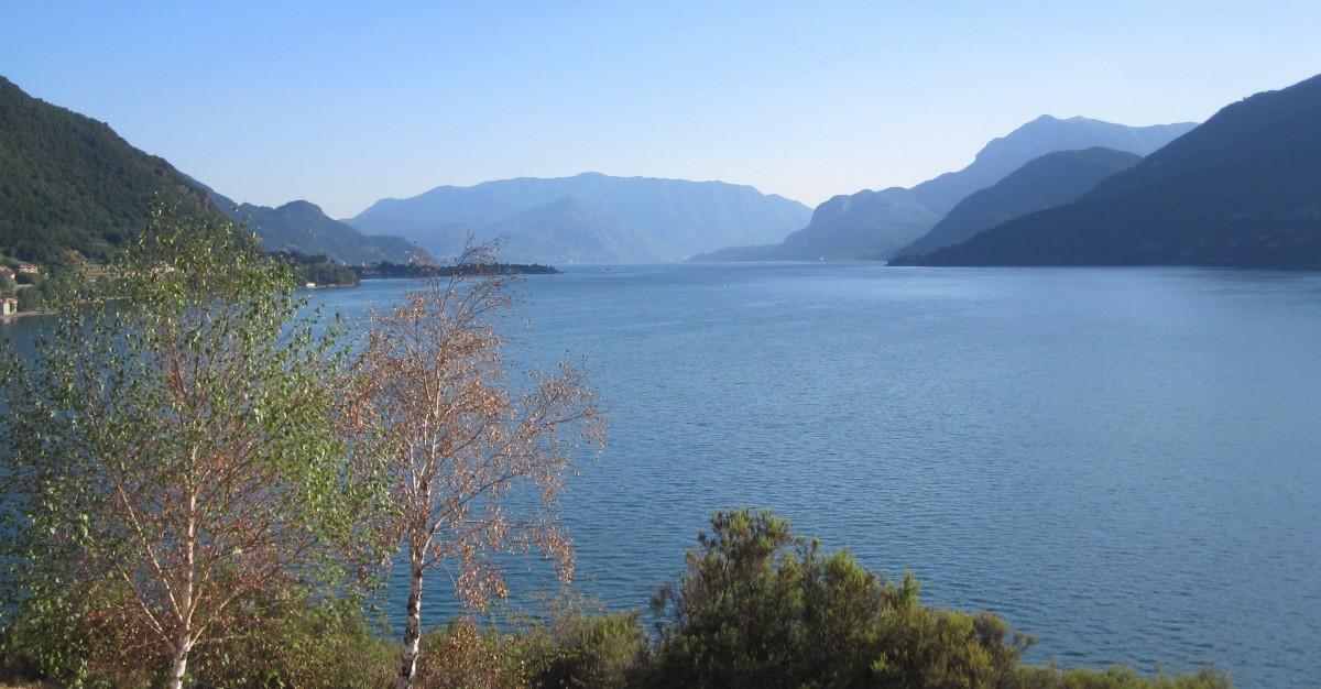 Zdjęcia: Lago di Como, Lombardia, nad jeziorem..., WłOCHY