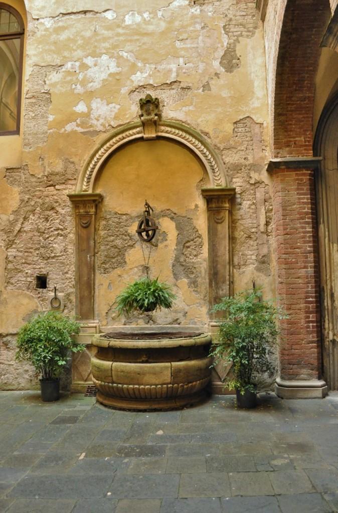 Zdjęcia: Siena, Toskania, Siena, zakamarki, WłOCHY