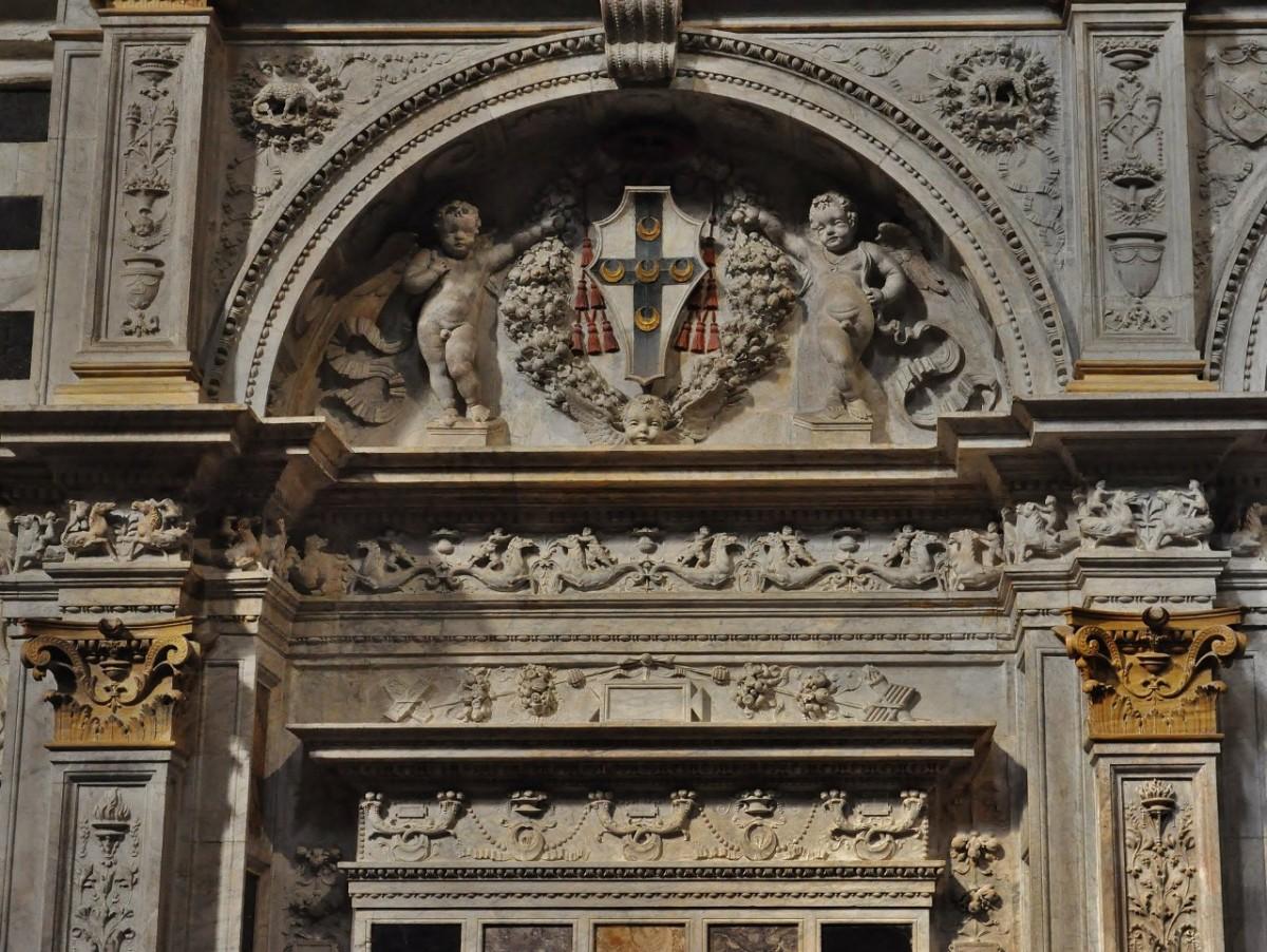 Zdjęcia: Siena, Toskania, Siena, katedra, WłOCHY