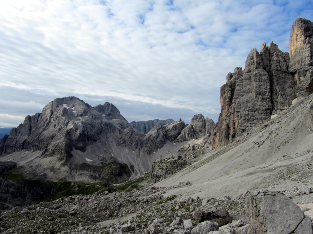 Zdjęcia: Dolomity Brenta, Alpy Wschodnie, Brenta, WłOCHY