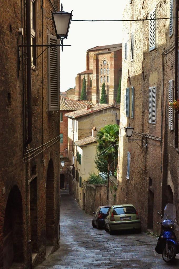Zdjęcia: Siena, Toskania, Siena, uliczki, WłOCHY