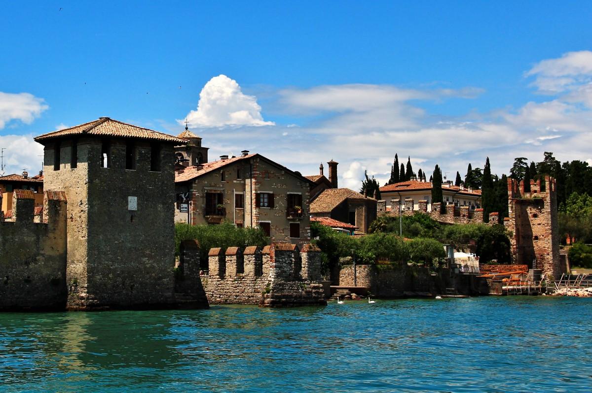 Zdjęcia: Sirmione, Lombardia, Sirmione, WłOCHY