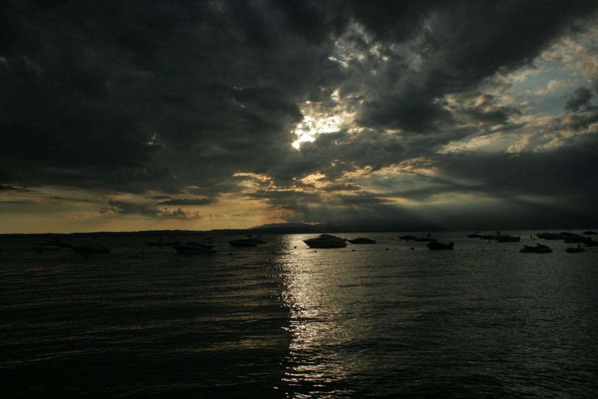Zdjęcia: Lago di Garda, Północne Włochy, Jezioro Lago di Garda, WłOCHY