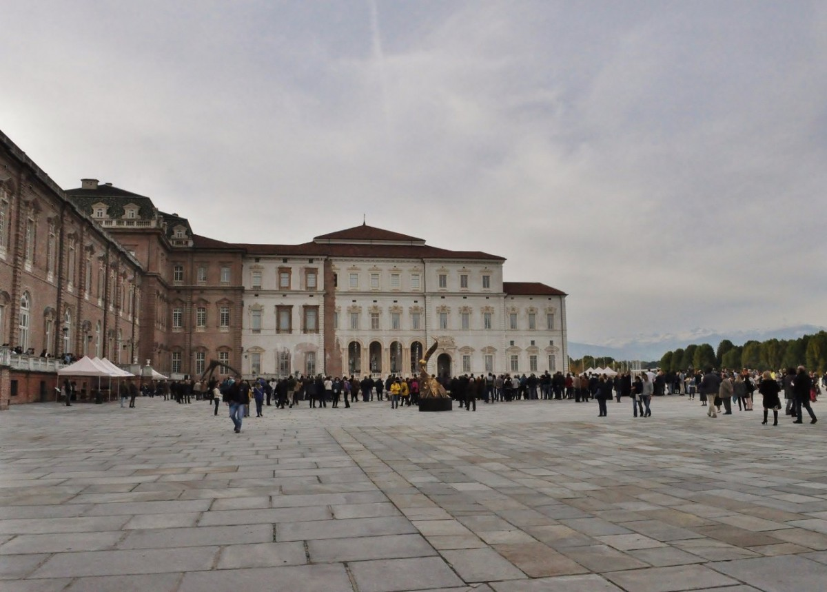 Zdjęcia: Venaria, Piemont, Posiadłość Venaria, WłOCHY