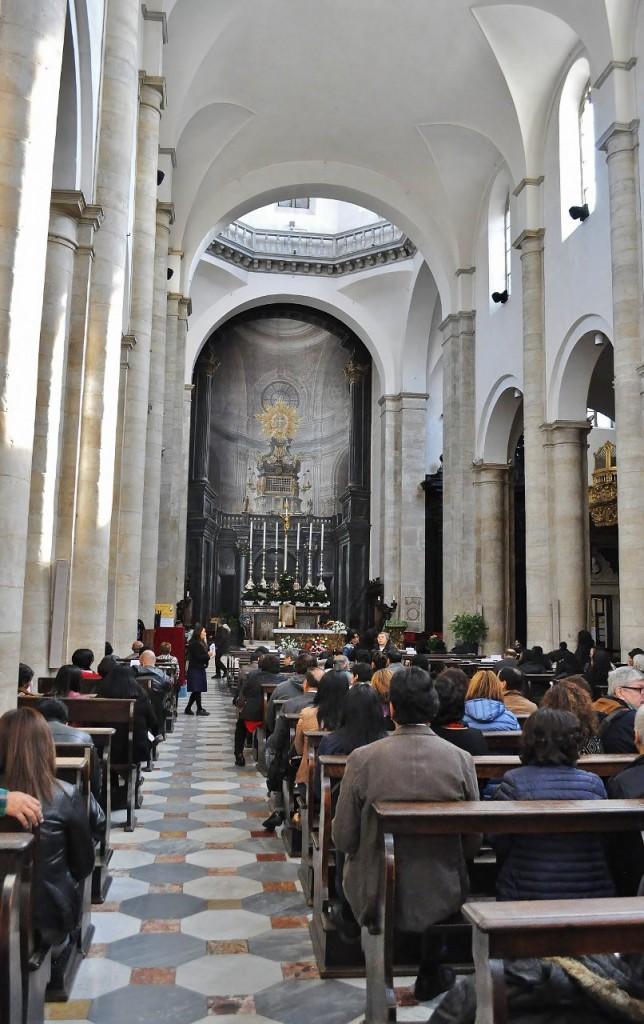 Zdjęcia: Turyn, Piemont, Turyn, katedra, WłOCHY