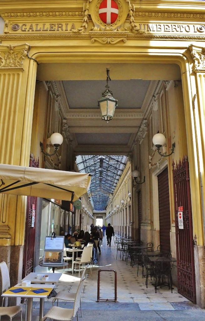 Zdjęcia: Turyn, Piemont, Turyn, Galeria Umberto, WłOCHY