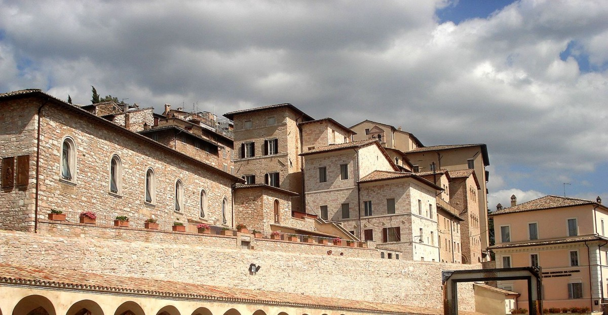 Zdjęcia: Asyż, Umbria, Włoskie wspomnienie., WłOCHY