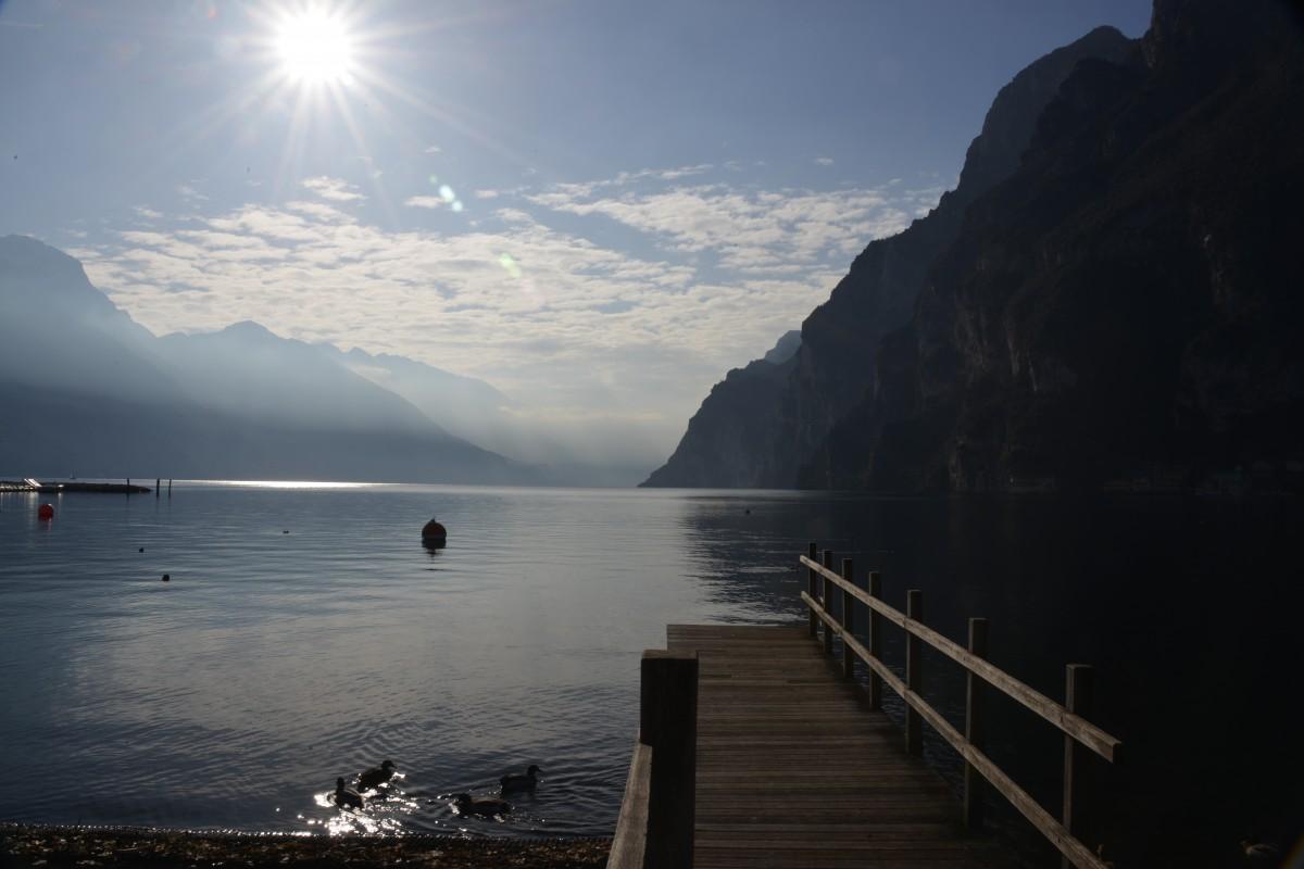 Zdjęcia: Jezioro Garda, Trentino, Jezioro Garda 1, WłOCHY