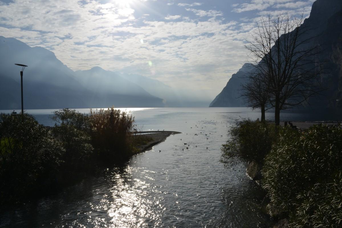 Zdjęcia: Jezioro Garda, Trentino, Jezioro Garda 2, WłOCHY