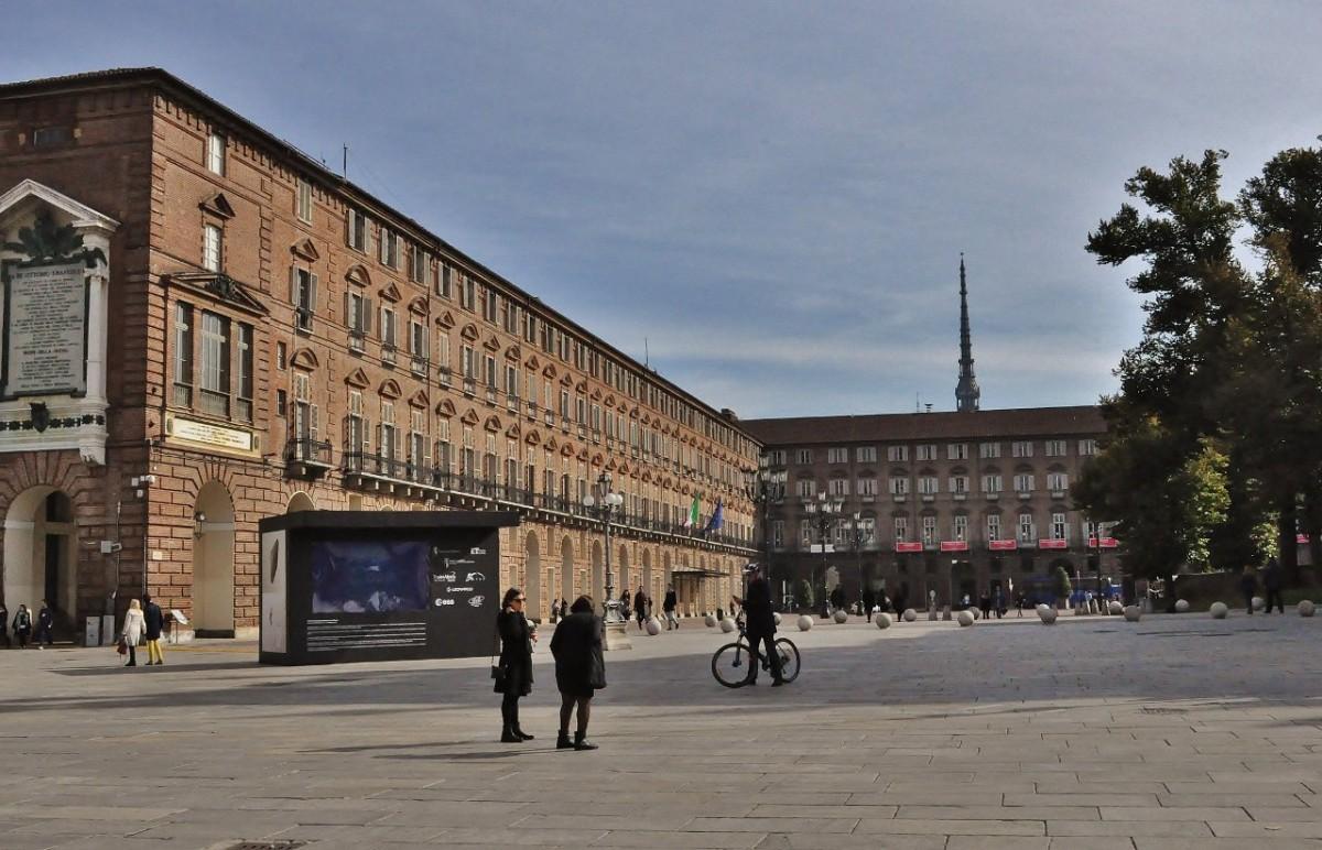 Zdjęcia: Turyn, Piemont, Turyn, W sercu starego miasta, WłOCHY