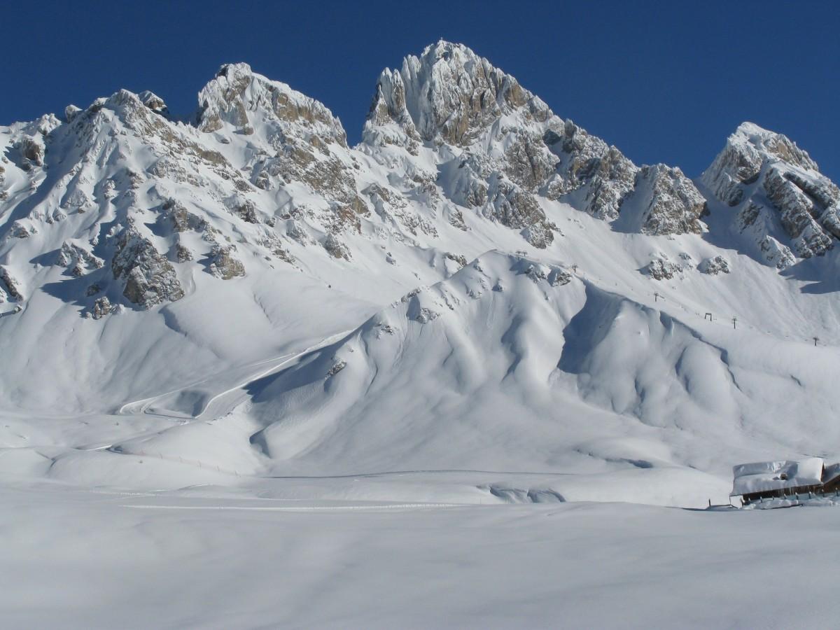 Zdjęcia: San Pellegrino, Trevalli, Uroki zimy, WłOCHY