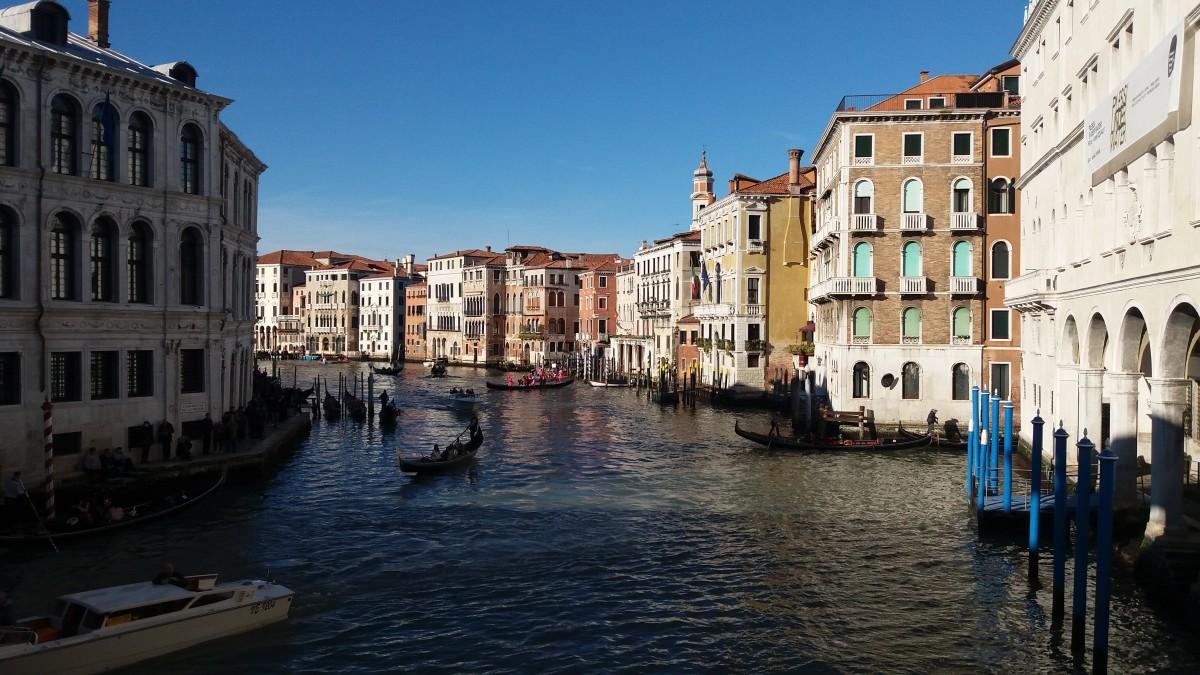 Zdjęcia: Wenecja, pólnoc, Wenecja..., WłOCHY