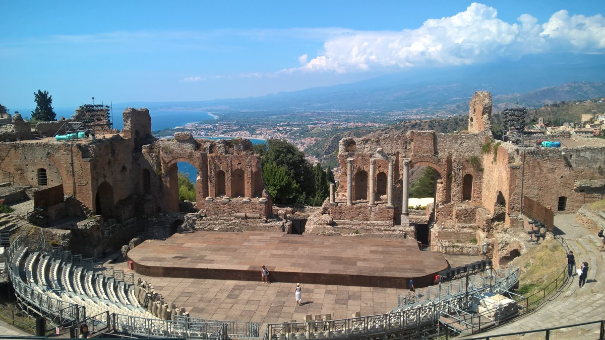 Zdjęcia: Taormina, Taormina, Sycylia, WłOCHY