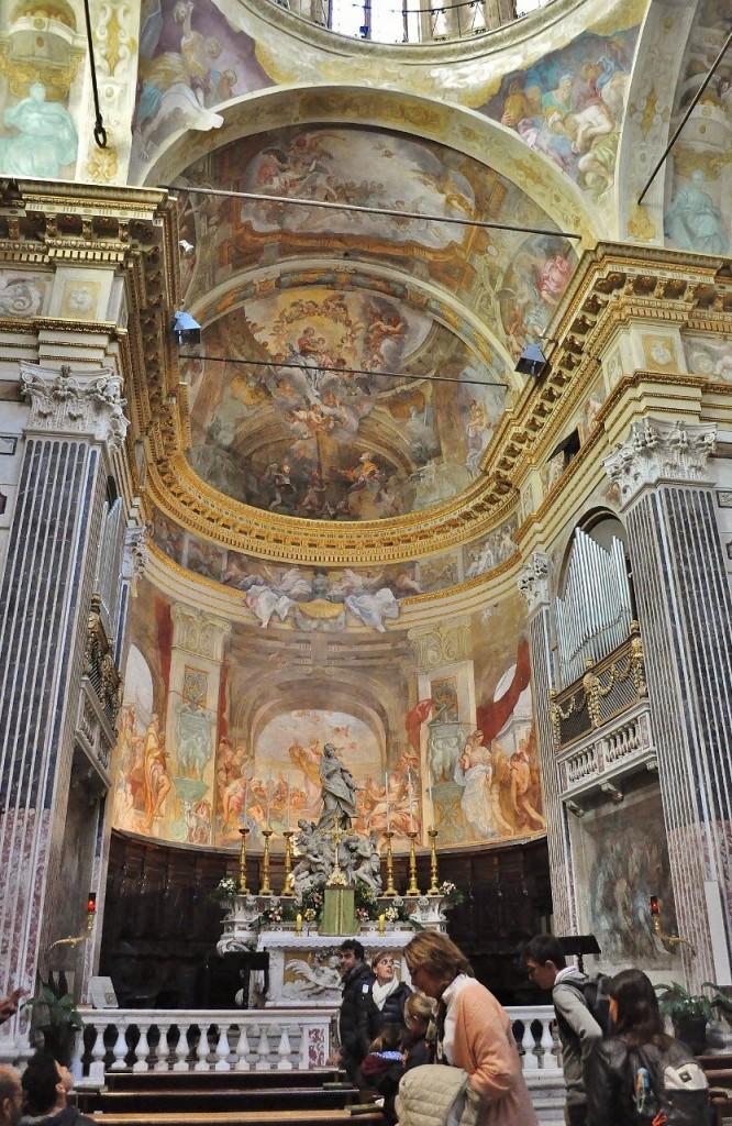 Zdjęcia: Genua, Liguria, Genua, Chiesa di San Luca, WłOCHY