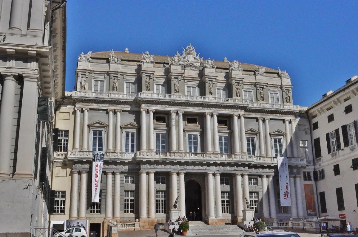 Zdjęcia: Genua, Liguria, Genua, Palazzo Ducale, WłOCHY