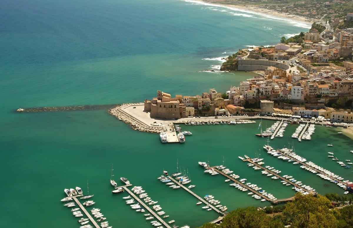 Zdjęcia: Castellammare del Golfo, Sycylia, Castellammare del Golfo, WłOCHY
