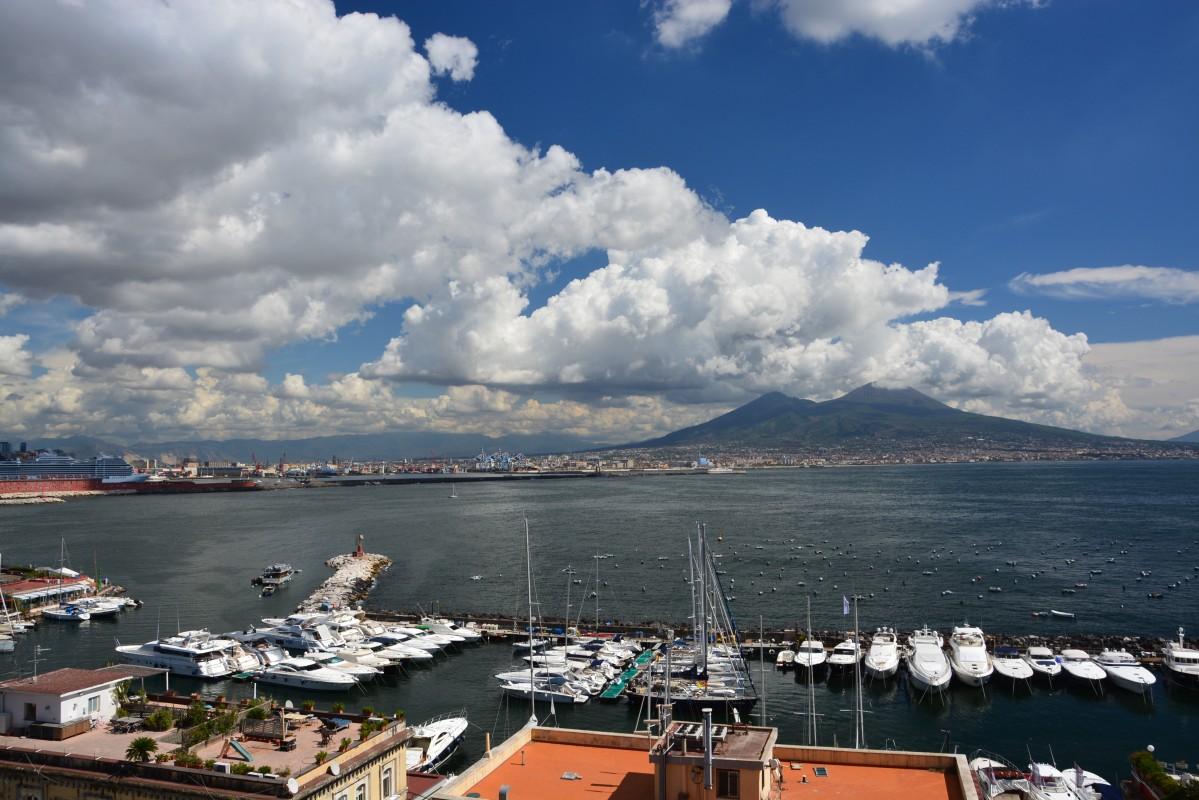 Zdjęcia: Neapol, Kampania, Wezuwiusz, WłOCHY