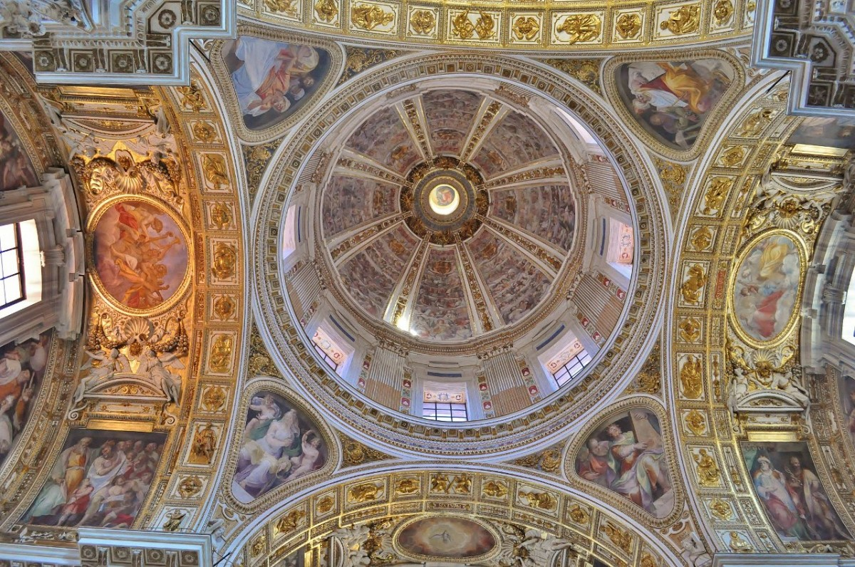 Zdjęcia: Rzym, Lazio, Rzym Bazylika Santa Maria Maggiore, WłOCHY