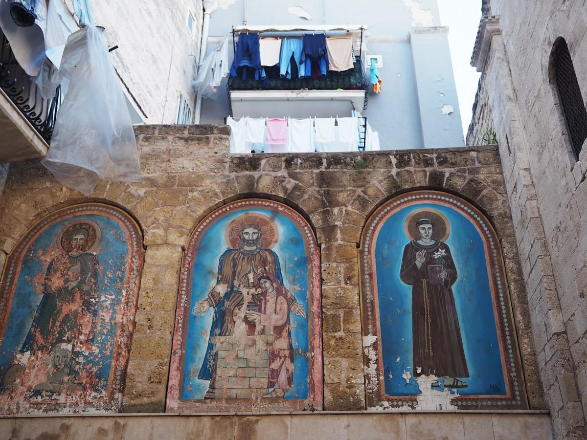 Zdjęcia: Bari, Apulia, Church of San Marco dei Veneziani, WłOCHY