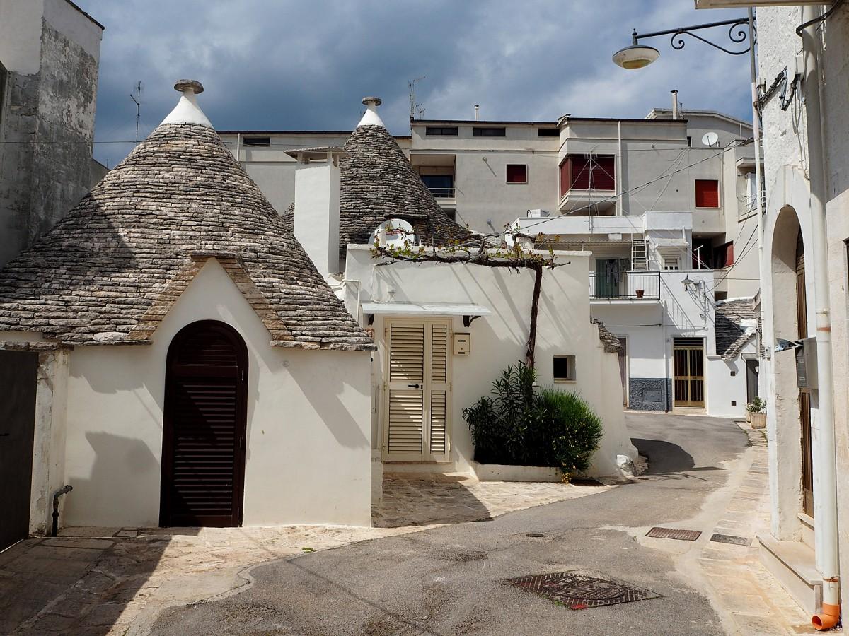Zdjęcia: Alberobello, Apulia, Alberobello, WłOCHY