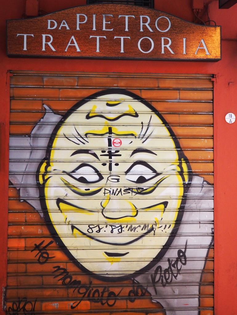 Zdjęcia: Bolonia, Emilia-Romania, Trattoria, WłOCHY