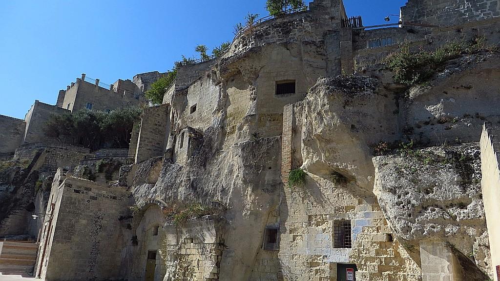 Zdjęcia: Matera, Basilicata, Sasso Barisano, WłOCHY