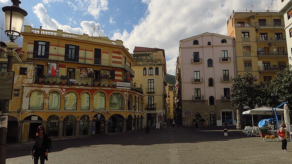 Zdjęcia: Salerno, Kampania, stare miasto, WłOCHY
