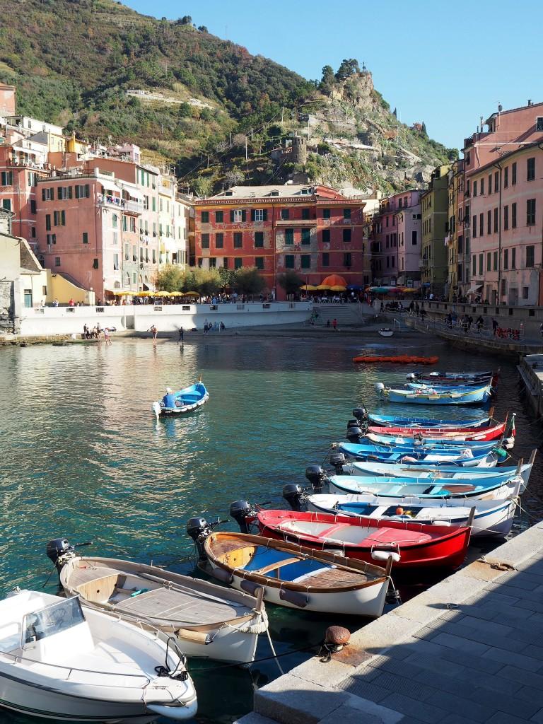 Zdjęcia: Cinque Terre, Liguria, Vernazza, WłOCHY