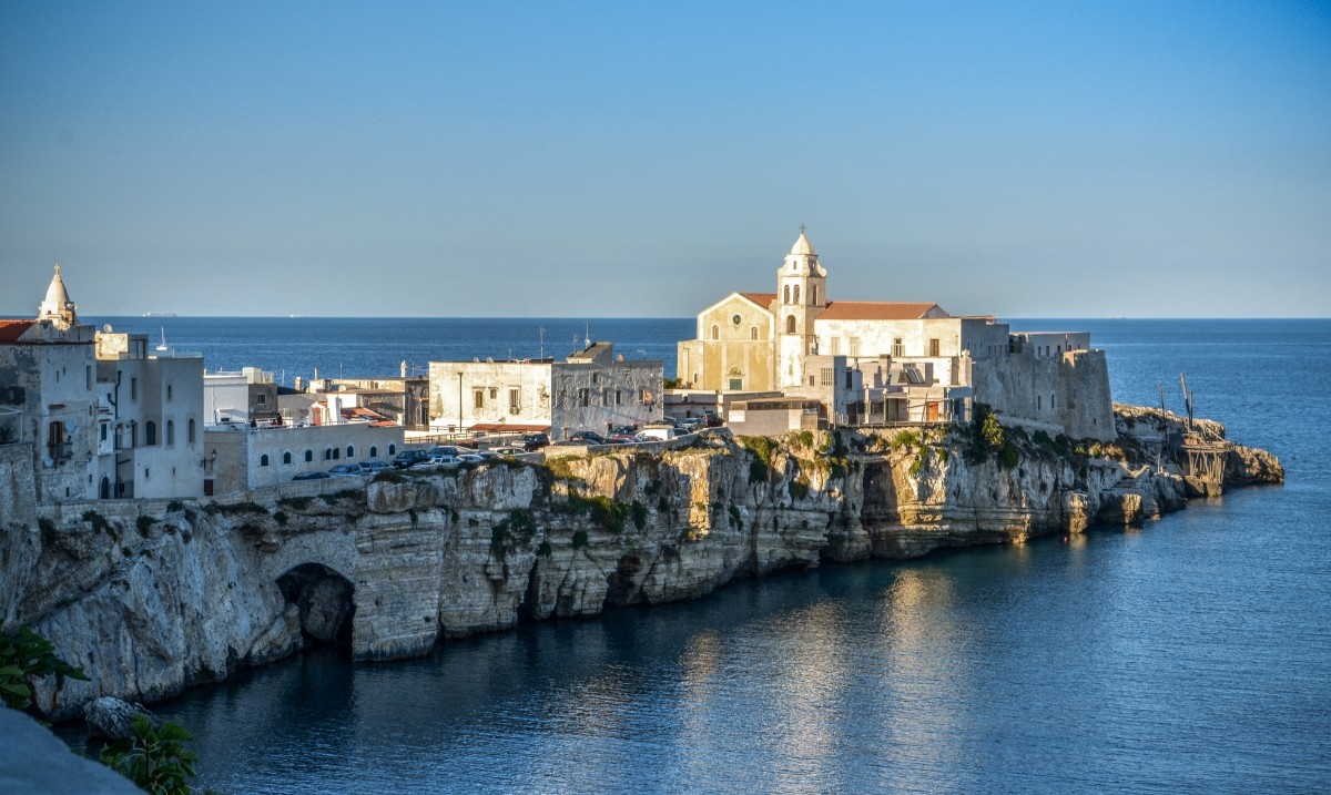 Zdjęcia: Vieste, Apulia, Półwysep Gargano , WłOCHY