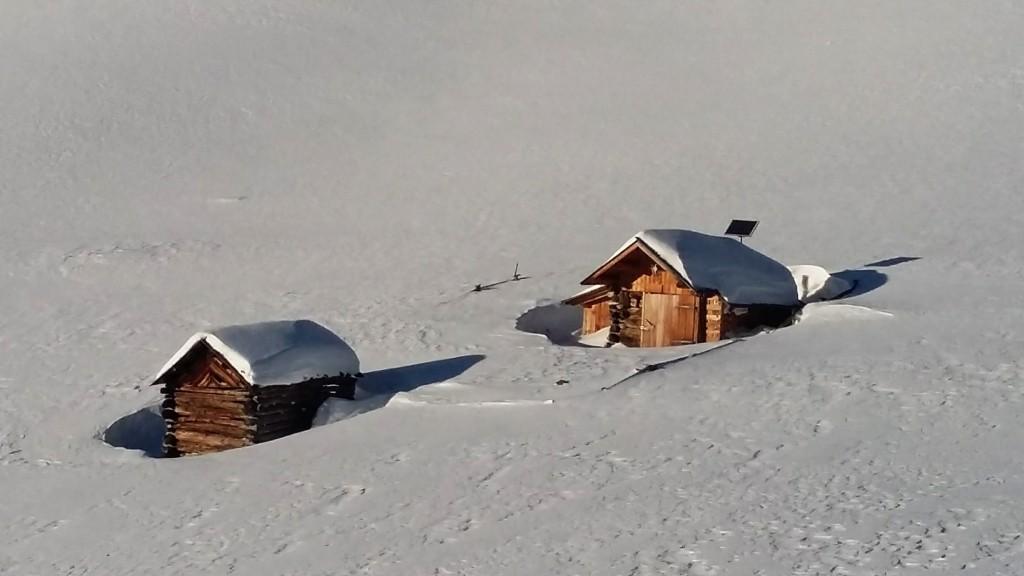 Zdjęcia: Dolomity, Alpy, Dolomity w zimie, WłOCHY