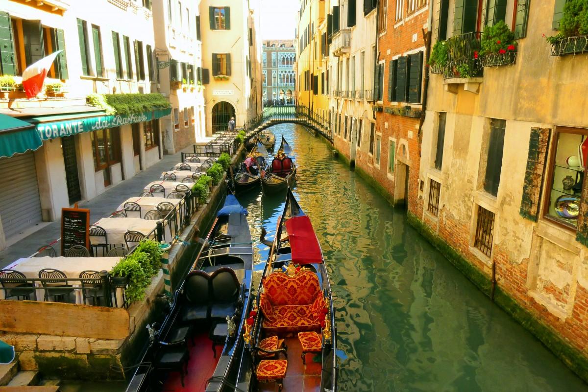 Zdjęcia: Wenecja, Wenecja, Popołudniowa sjesta, WłOCHY
