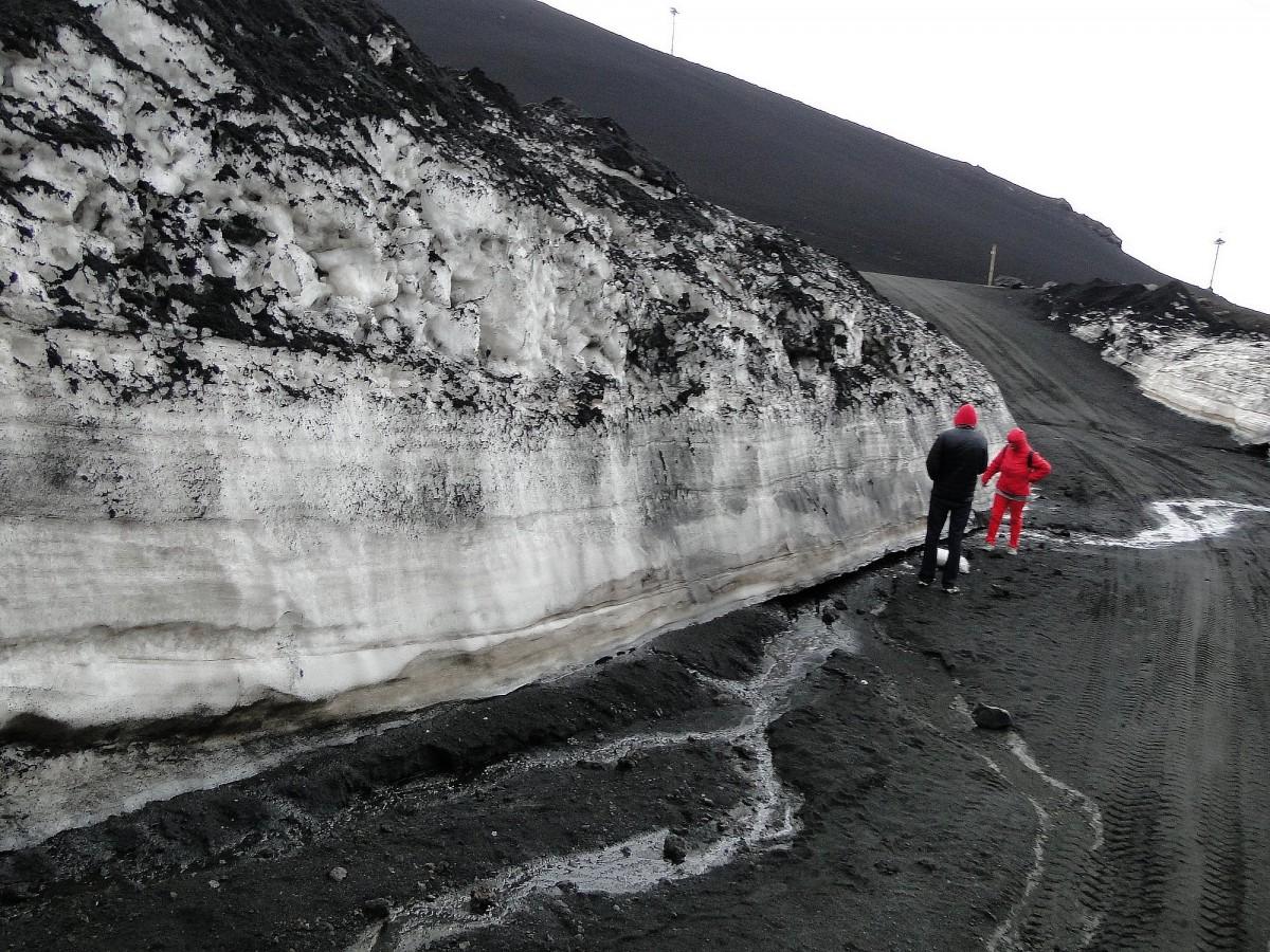 Zdjęcia: Etna, Sycylia, Z podróży po Sycylii - Etna w maju :) (3), WłOCHY
