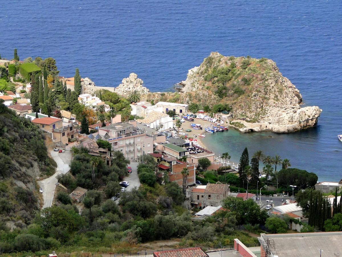 Zdjęcia: Taormina, Sycylia, Z podróży po Sycylii., WłOCHY