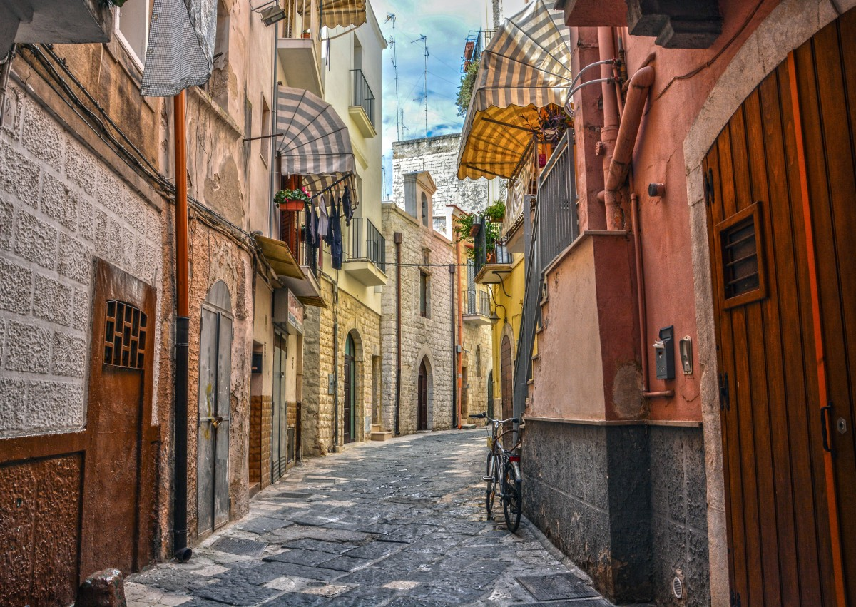 Zdjęcia: Bari, Apulia, Bari, WłOCHY