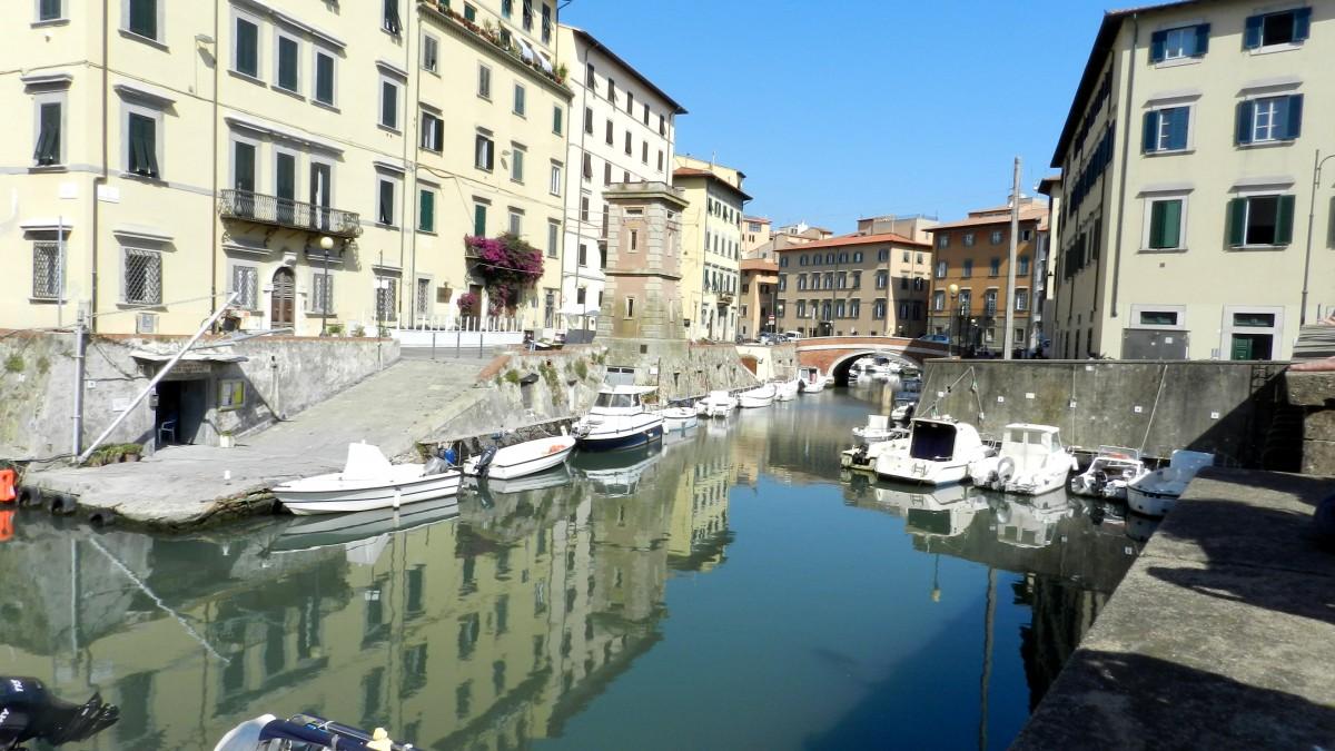 Zdjęcia: Livorno, Toskania, Livorno, WłOCHY