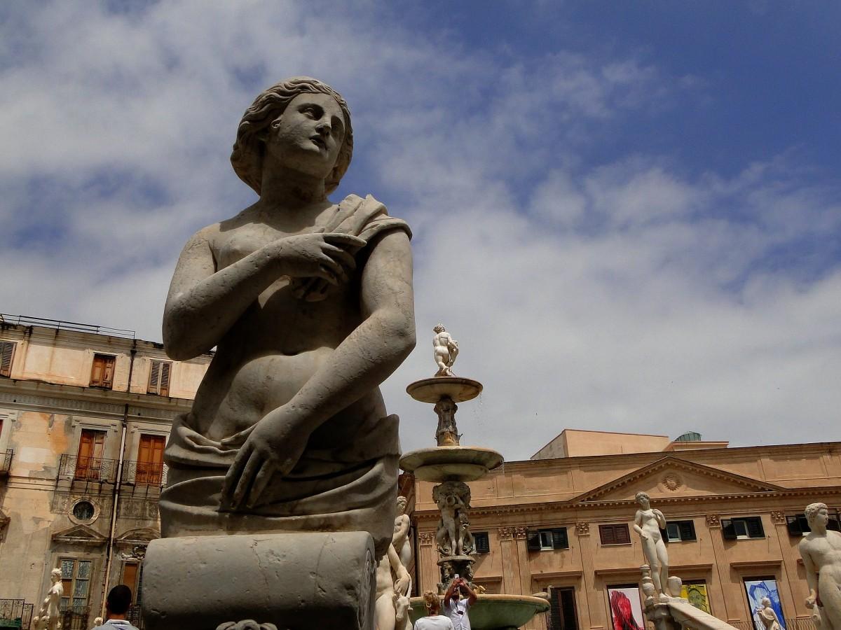 Zdjęcia: Palermo, Sycylia, Klimaty Palermo (9), WłOCHY