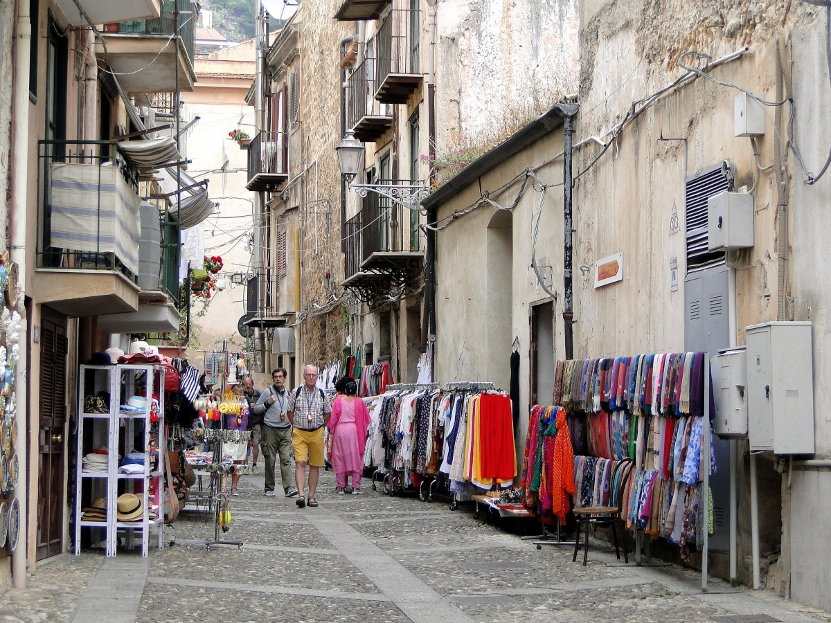 Zdjęcia: Monreale, Sycylia, Z podróży po Sycylii., WłOCHY