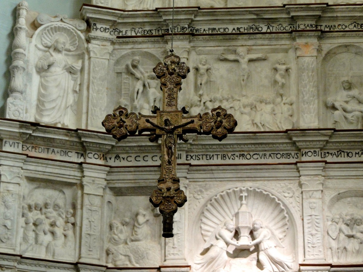 Zdjęcia: Erice., Sycylia, Z podróży po Sycylii - katedra w Erice., WłOCHY