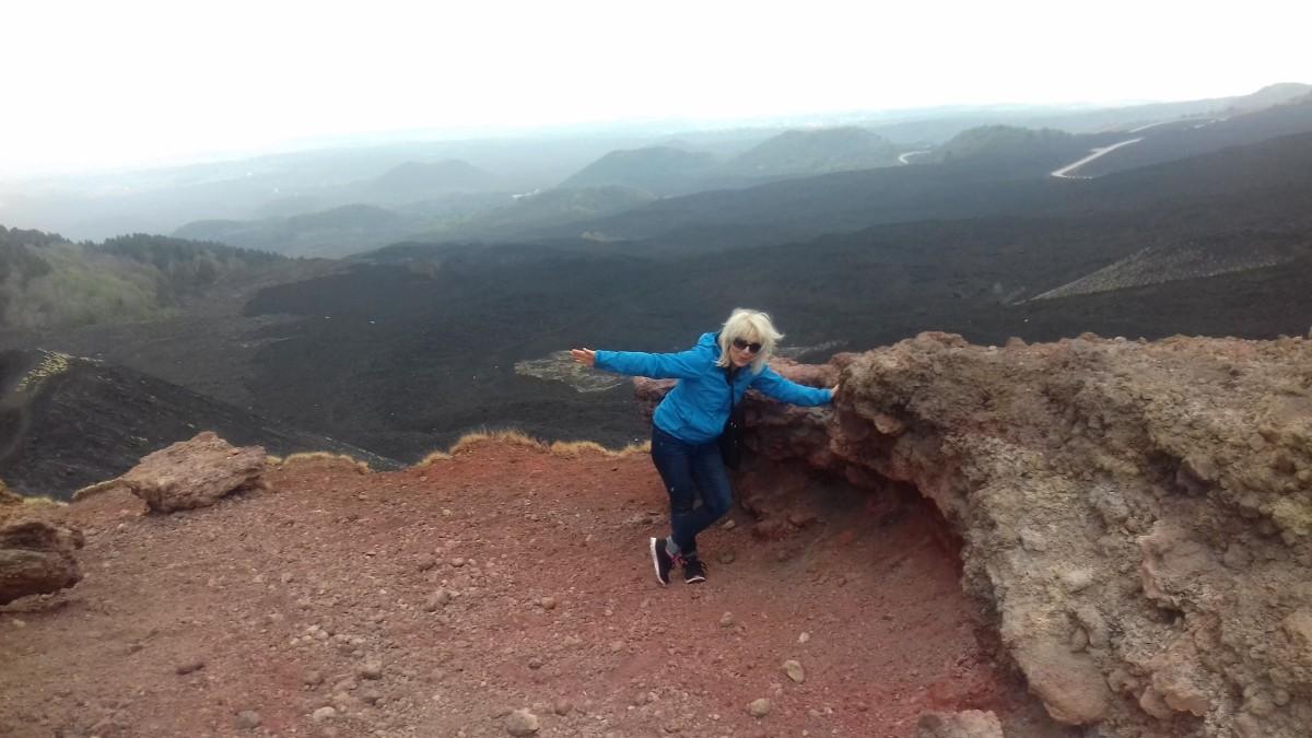 Zdjęcia: Sycylia, Sycylia, Na wulkanie Etna, WłOCHY