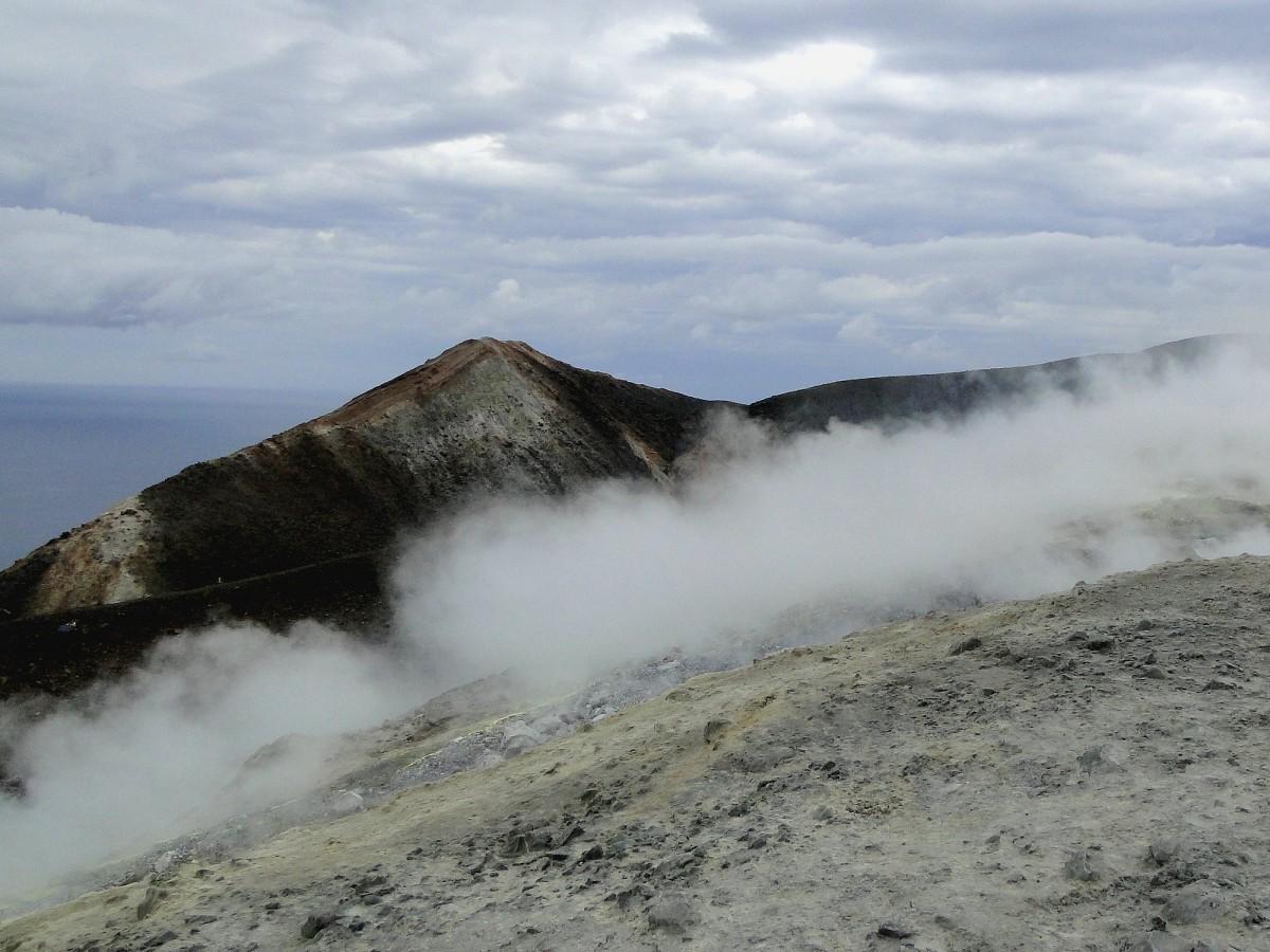 Zdjęcia: Vulcano, Wyspy Liparyjskie, Liparyjskie wspomnienie., WłOCHY