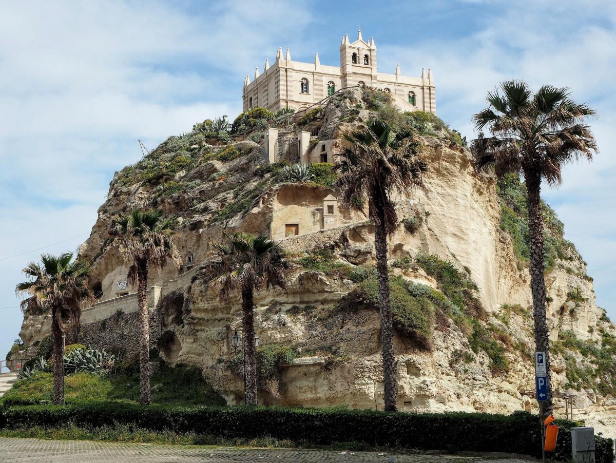 Zdjęcia: Tropea, Kalabria, Santa Maria Dell'Isola, WłOCHY