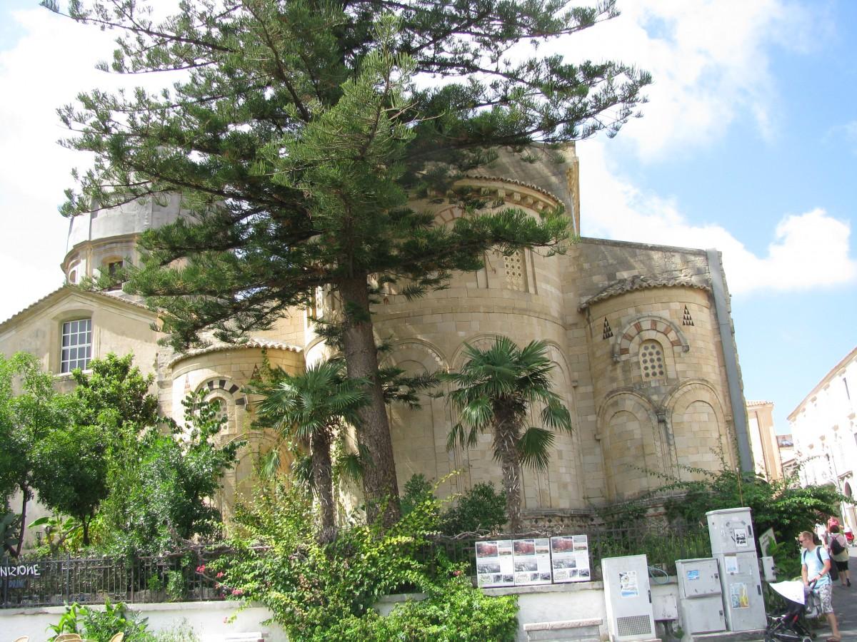 Zdjęcia: Tropea, Kalabria, Normańska Katedra XIIw. , WłOCHY