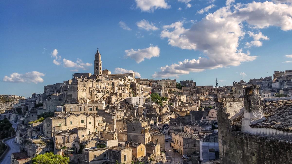 Zdjęcia: Matera,  Basilicata, Matera, WłOCHY